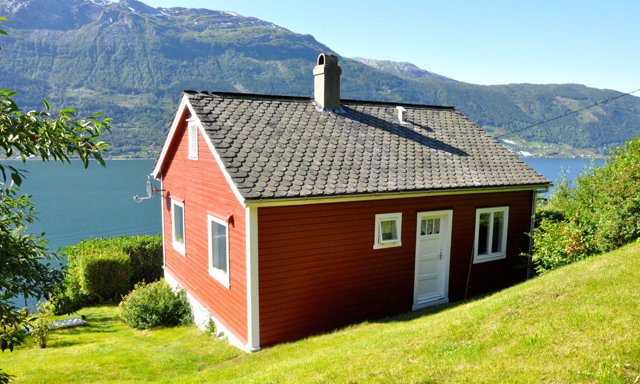Hardanger Kinsarvik Lutro Hytte 13