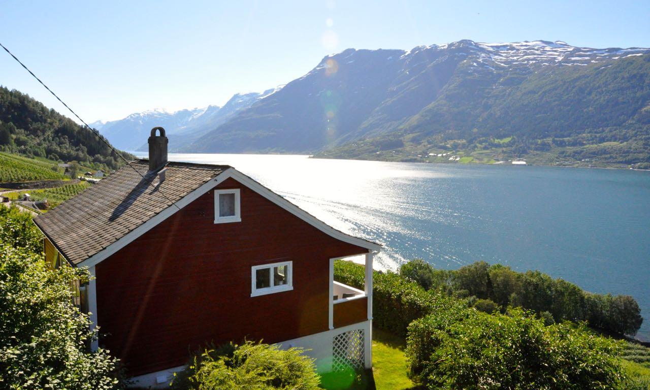 Hardanger Kinsarvik Lutro Hytte 14