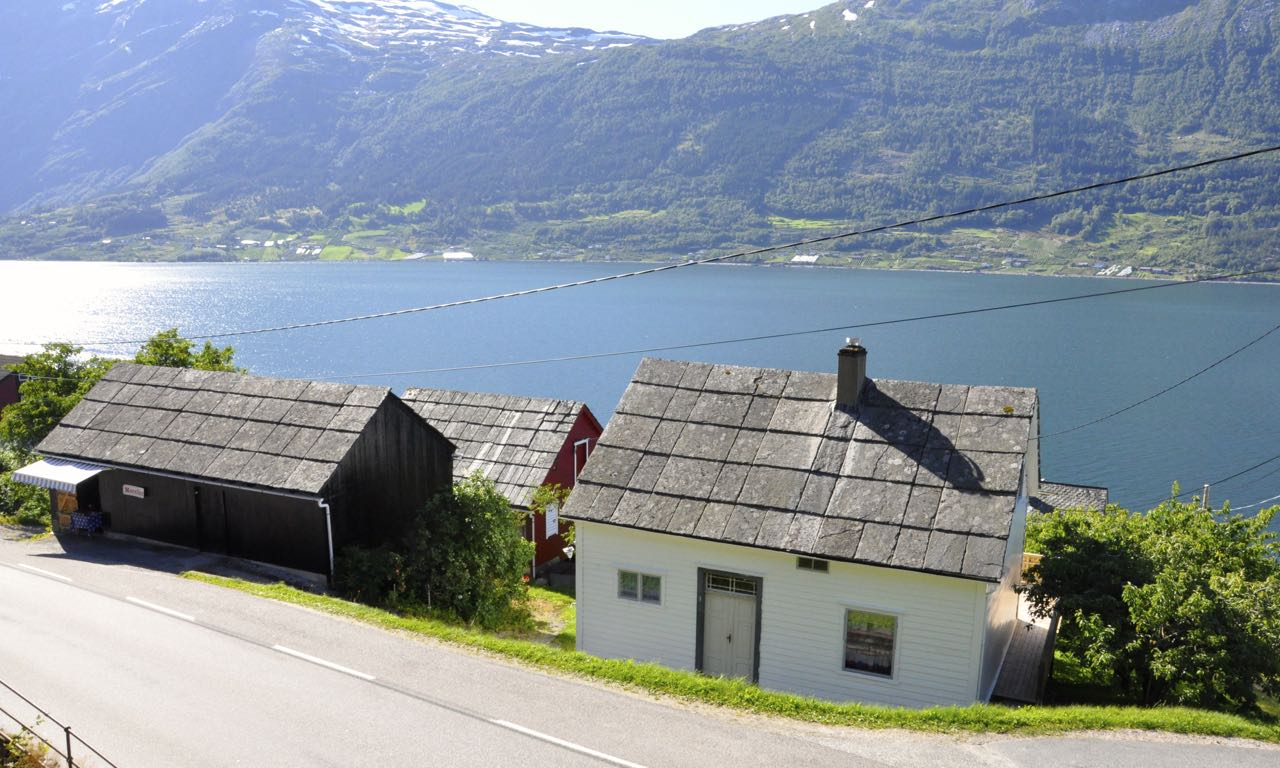 Hardanger Kinsarvik Lutro Hytte 18