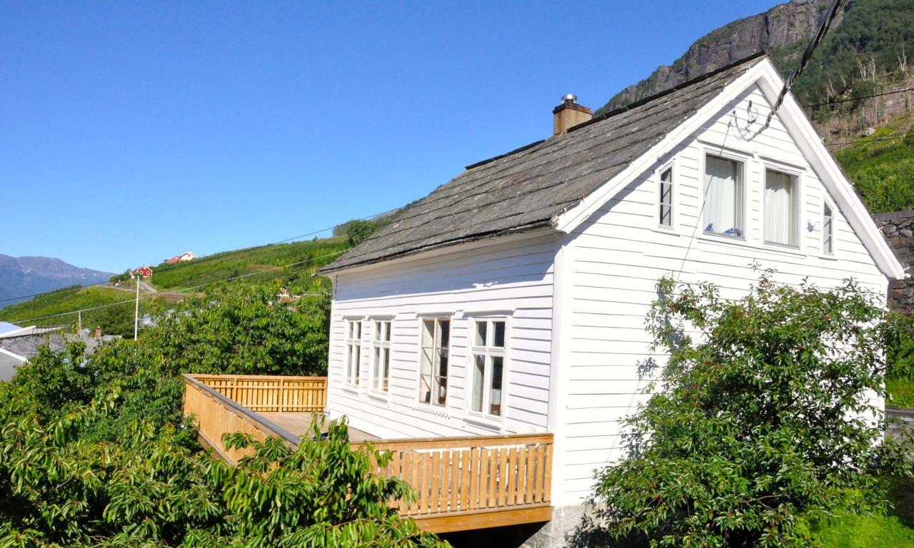 Hardanger Kinsarvik Lutro Hytte 19