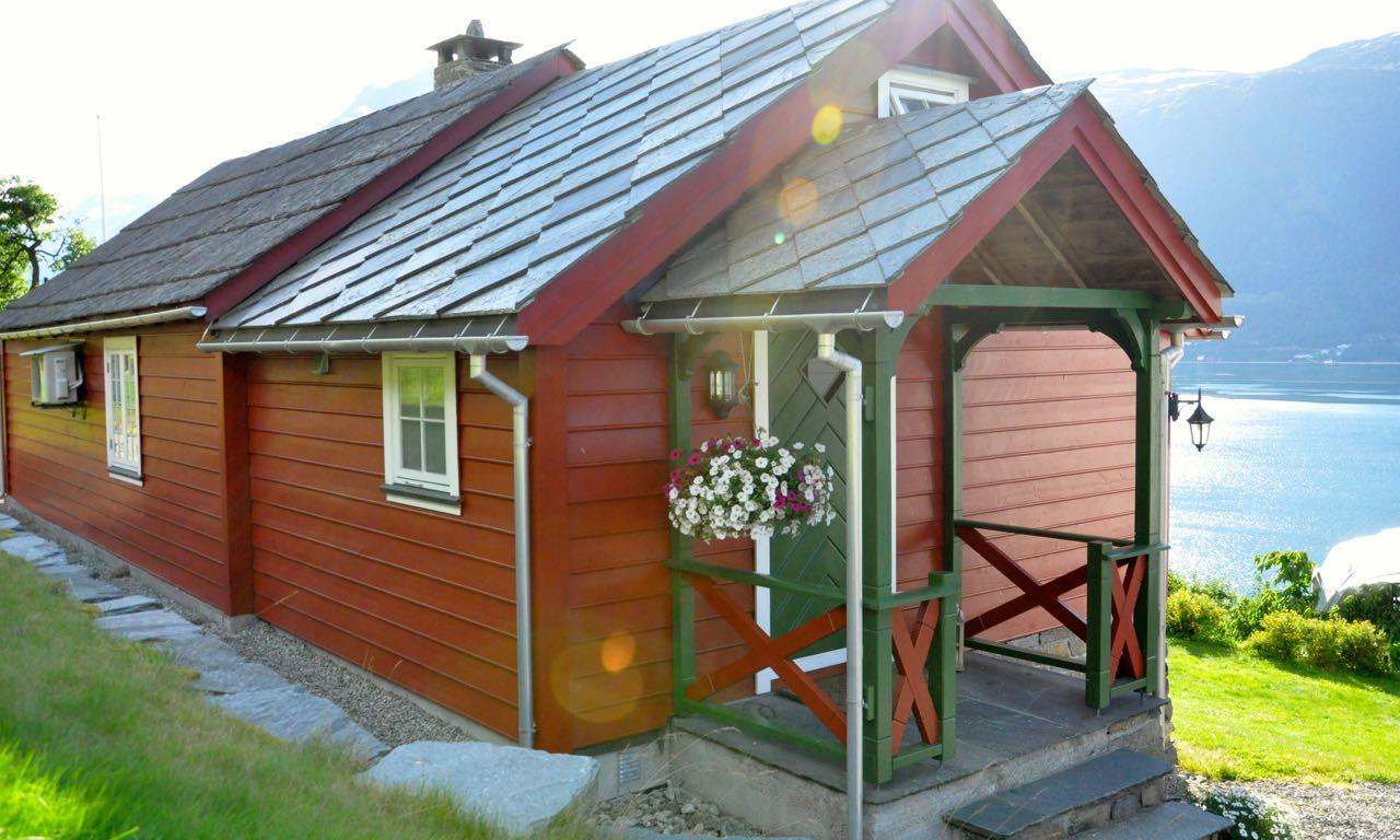 Hardanger Kinsarvik Lutro Hytte 2