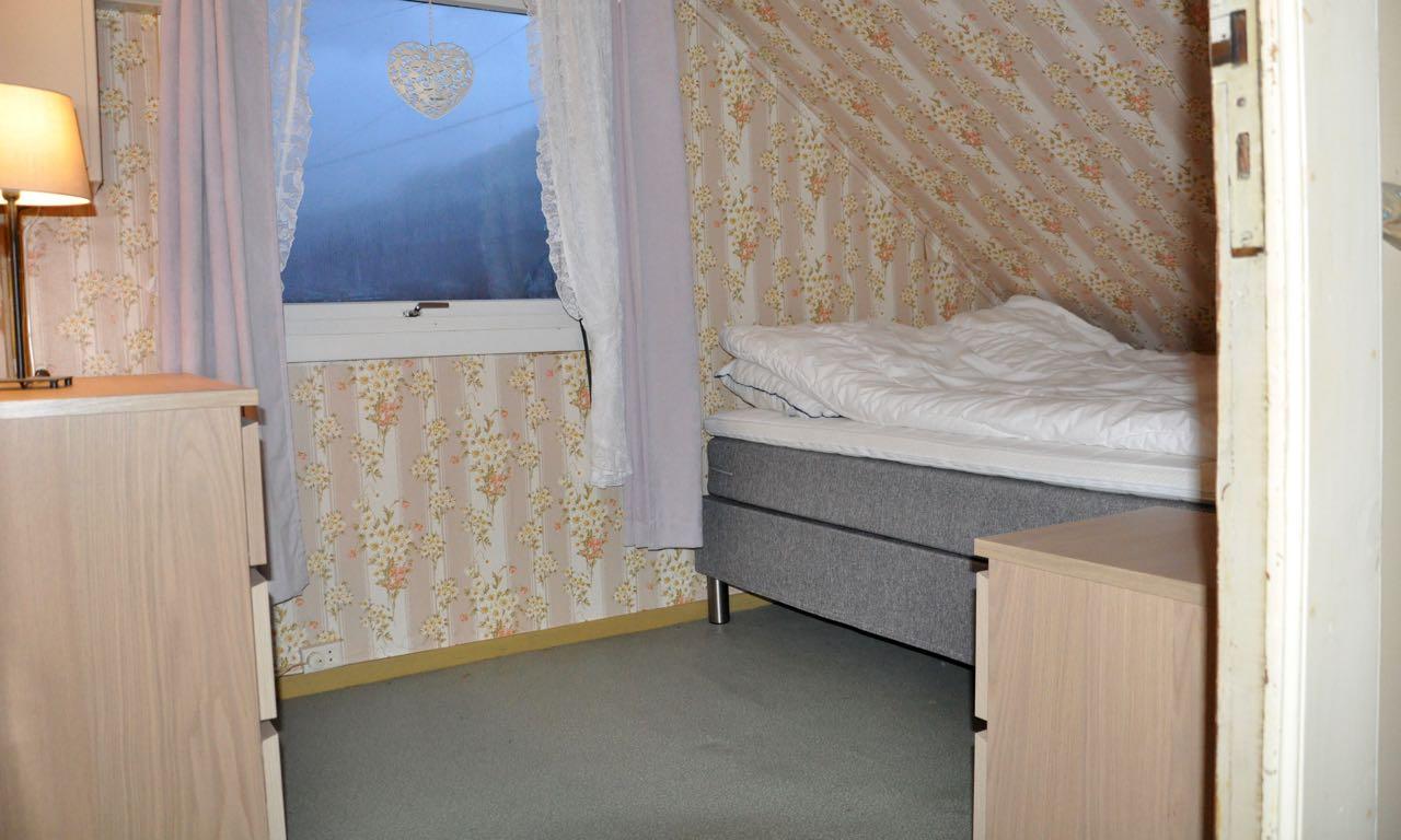 Kårhuset soverom 1