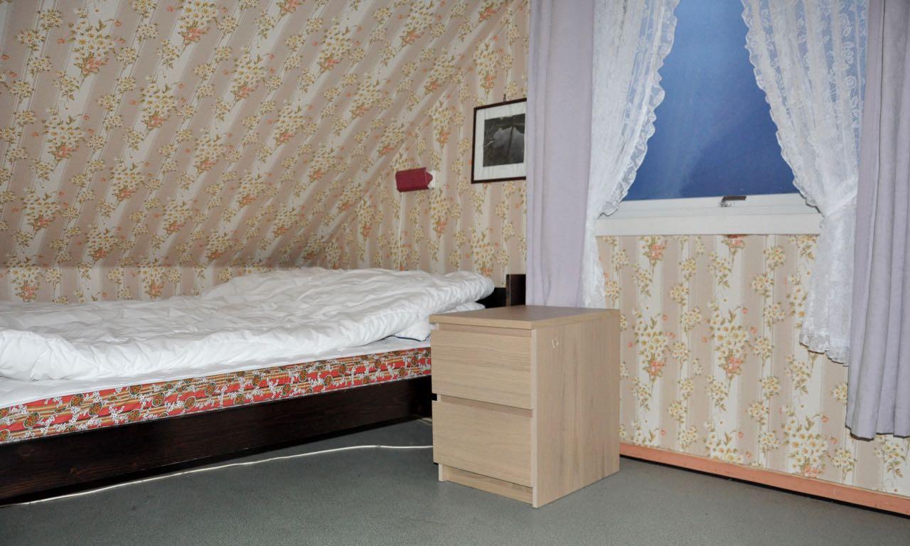 Kårhuset soverom 2